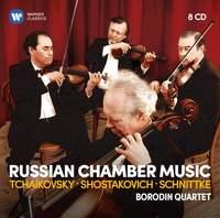 Russian Chamber Music - Tchaikovsky, Shostakovich, Schnittke