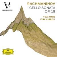 Rachmaninov: Cello Sonata in G Minor, Op. 19