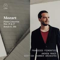 Mozart: Piano Concertos Nos. 19 & 27