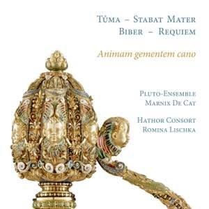 Tůma: Stabat Mater & Biber: Requiem in F minor Product Image