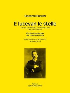 Puccini, G: E lucevan le stelle