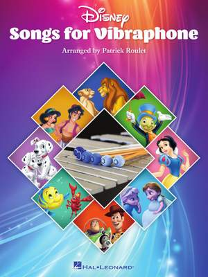 Disney Songs for Vibraphone Product Image