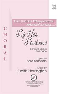 Judith Herrington: Life Has Loveliness