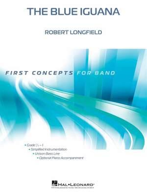 Robert Longfield: The Blue Iguana