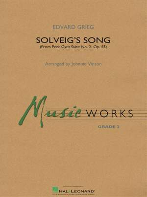 Edvard Grieg: Solveig's Song (from Peer Gynt Suite No. 2)