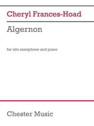 Cheryl Frances-Hoad: Algernon Product Image