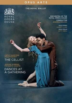 The Cellist/Dances Gathering Product Image