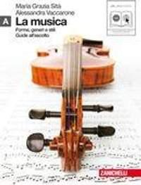 Maria Grazia Sita_Alessandra Vaccarone: La Musica - Volume A