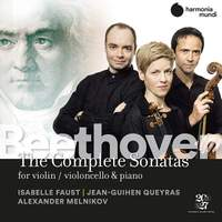 Beethoven: The Complete Sonatas For Violin, VI