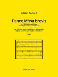 Connell, A: Dance Missa Brevis