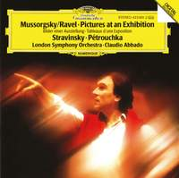 Mussorgsky: Pictures at an Exhibition & Stravinsky: Petrushka