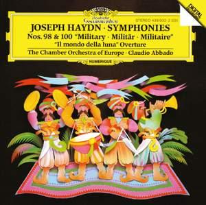 Haydn: Symphonies Nos. 98 & 100