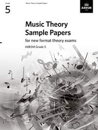 ABRSM: Music Theory Sample Papers, ABRSM Grade 5