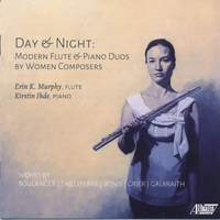 Day & Night: Modern Flute & Piano Duos by Women Composers