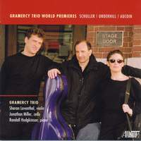 Gramercy Trio World Premieres