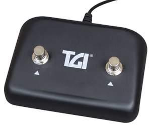 TGI Footswitch Dual Latching