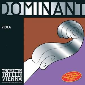 Dominant Viola String D. Aluminium. 4/4