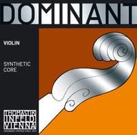 Dominant Violin String E. Chrome Steel (loop). 4/4