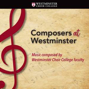 Composers at Westminster Product Image