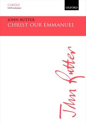 Rutter, John: Christ our Emmanuel Product Image