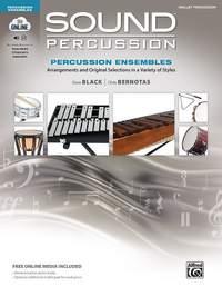 Dave Black_Chris Bernotas: Sound Percussion Ensembles Mallet Percussion