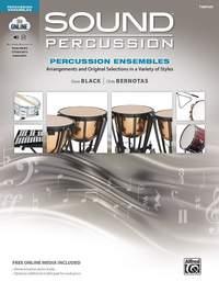 Dave Black_Chris Bernotas: Sound Percussion Ensembles Timpani
