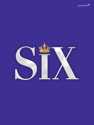 SIX: The Musical Songbook Product Image