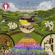 Chávez: Pirámide, The Four Suns & Copland: Appalachian Spring