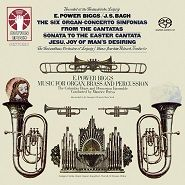 Music for Organ by Bach, Strauss, Widor, Karg-Elert etc.