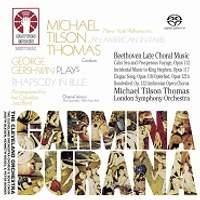 Orff: Carmina Burana, Beethoven: Late Choral Music & Gershwin: An American in Paris & Rhapsody in Blue