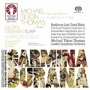 Orff: Carmina Burana, Beethoven: Late Choral Music & Gershwin: An American in Paris & Rhapsody in Blue