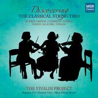 Discovering the Classical String Trio - Vol. 2: Period Instruments