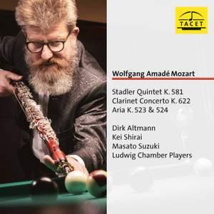 Mozart: Stadler Quintet & Clarinet Concerto Product Image