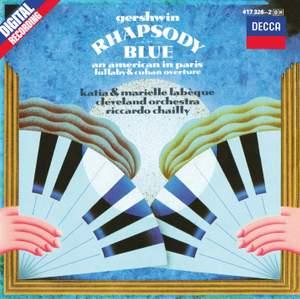 Gershwin: Rhapsody in Blue, An American in Paris Product Image