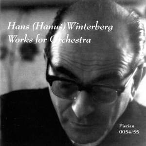 Winterberg: Works for Orchestra Product Image