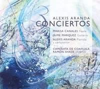 Alexis Aranda: Concertos