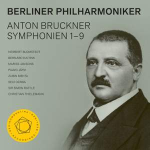 Bruckner: Symphonies Nos. 1-9