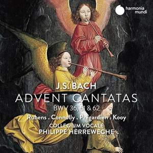 J.S. Bach: Advent Cantatas