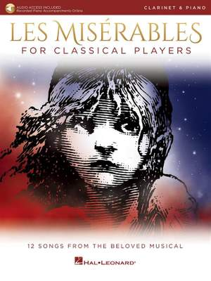 Alain Boublil_Claude-Michel Schönberg: Les Misérables for Classical Players
