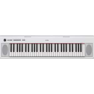 Yamaha Keyboard NP-12WH White