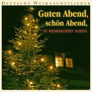 Bach, Handel, Telemann, Manfredini: Guten Abend, schön Abend, es weihnachtet schon