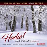 Hodie!: Choral Works of Benjamin Britten & Daniel Pinkham