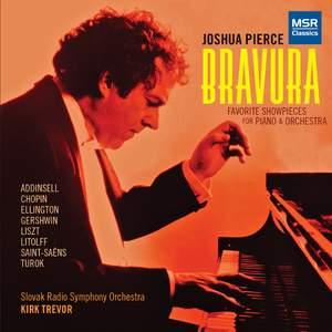 Bravura - Favorite Showpieces for Piano and Orchestra
