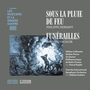 Sous la pluie de feu – Funérailles (Les musiciens et la Grande Guerre, Vol. 36)