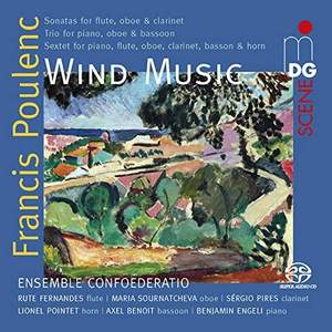 Poulenc: Wind Music