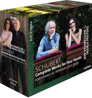 Schubert: Complete Works For Four Hands