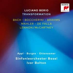 Luciano Berio - Transformation