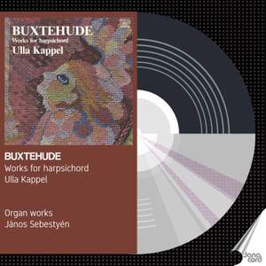 Dietrich Buxtehude - Works for harpsichord