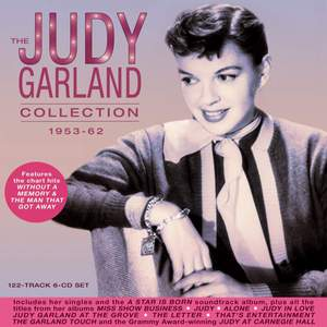 The Judy Garland Collection 1953-62 (6cd) Product Image