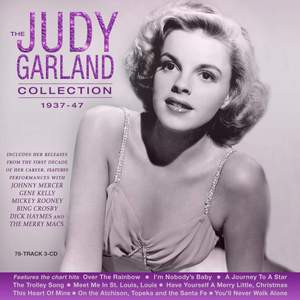 The Judy Garland Collection 1937-47 (3cd) Product Image